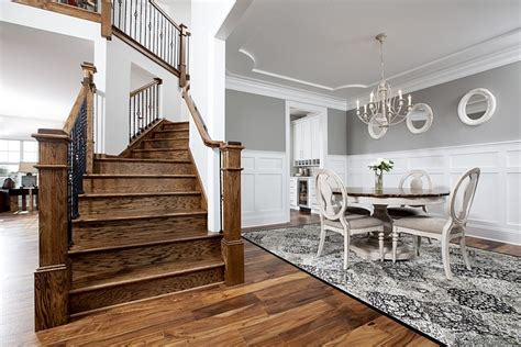 traditional family home  classic floor plan home