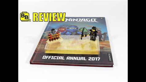 Buku Lego Wars Official Annual 2017 lego ninjago official annual book 2017 cole minifigure
