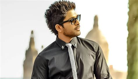 Allu Arjun Hairstyle 2016 | allu arjun hairstyle in romeo and juliet www pixshark