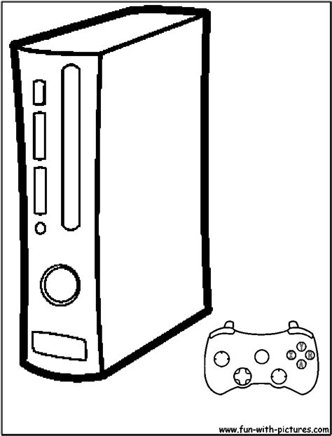 xbox 360 printable coloring pages xbox360 coloring page http www liannmarketing com