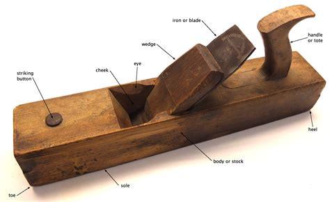woodworking plane parts plane diagram
