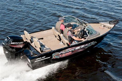princecraft fishing boat accessories 2016 new princecraft nanook dlx ws aluminum fishing boat