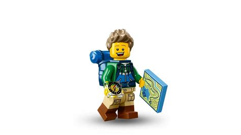 Lego Minifigures Series 16 Hiker 1 the minifigure collector lego minifigures series 16 images