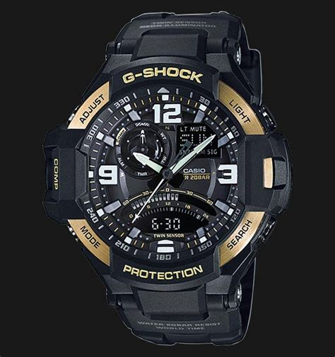 G Shock Gg1000 Black White live photos g shock gravitymaster series