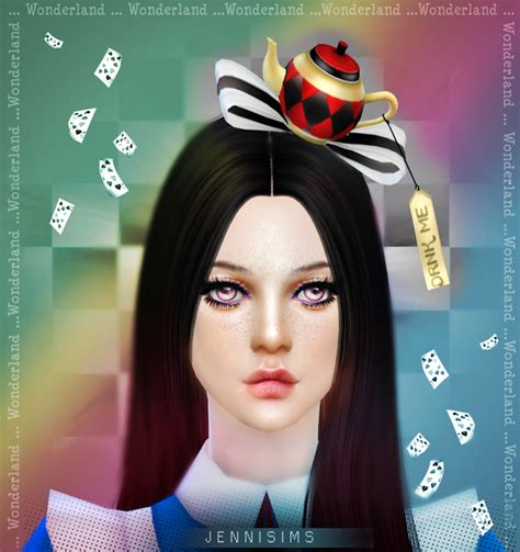 jennisims downloads sims 4 sets of accessory juice box jennisims downloads sims 4 accessory hat tea bow drink
