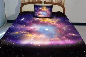 outer space duvet set galaxy quilt cover galaxy duvet galaxy from tbedding on etsy