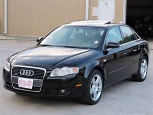 2006 Audi A4 Used Black 2006 Audi A4 For Sale Savings From 2 987