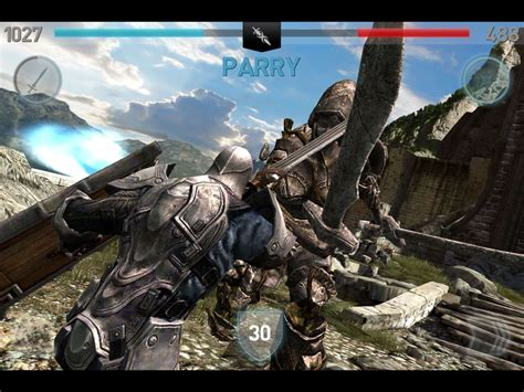 infinity blade for android infinity blade ii