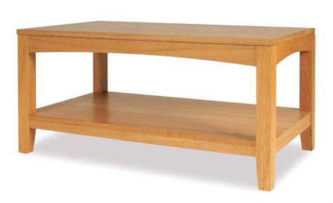 Oak Coffee Table Hereford Oak Oak Furniture Solutions Oak Furniture Coffee Tables