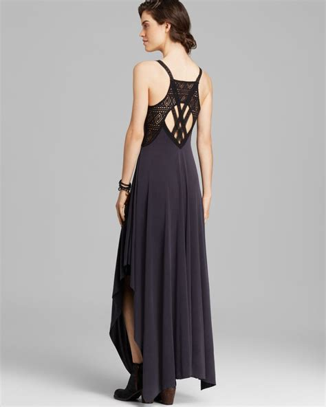 Dress Bonia lyst free maxi dress bonita back in black