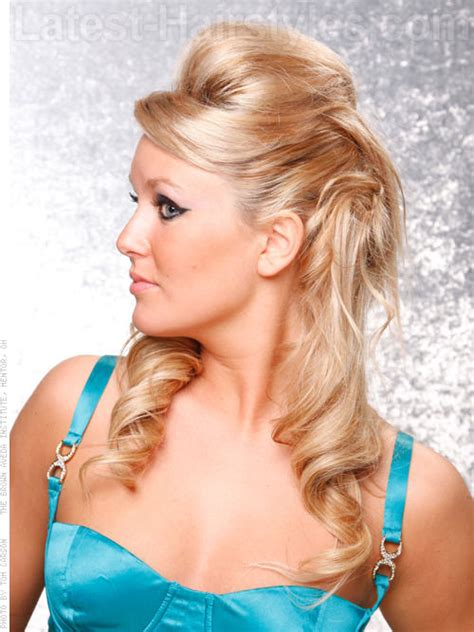 homecoming princess hairstyles be the belle of the ball 10 homecoming hairstyles