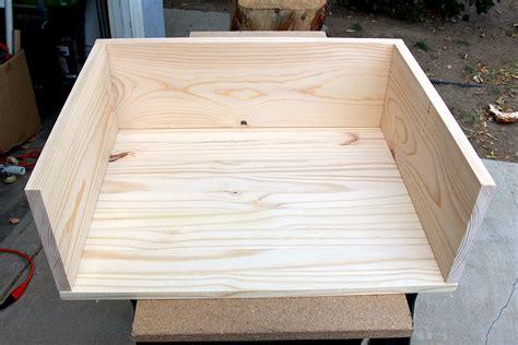 diy dog bed frame bed box frame diy crafts