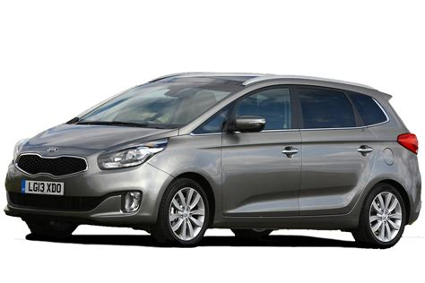 mpv car kia carens mpv review carbuyer