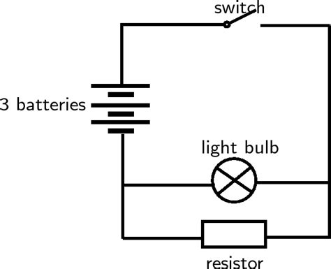 resistors in series and parallel light bulbs bulb and resistor in parallel 28 images my physics series and parallel circuits schematic