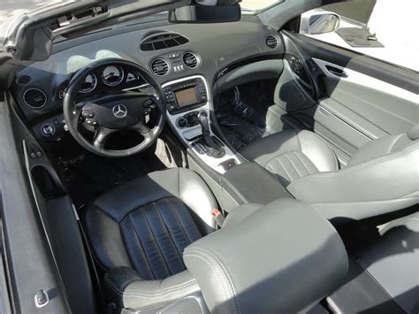 Sl55 Interior by 2004 Mercedes Sl Class Pictures Cargurus
