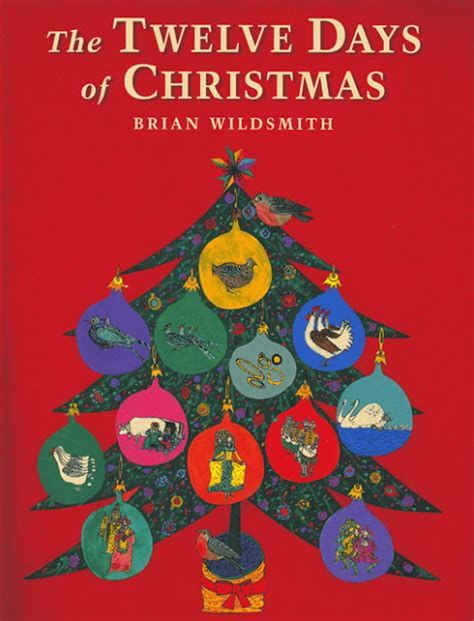 the twelve days of the art of children s picture books the twelve days of christmas brian wildsmith