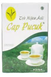 Teh Hijau Cap Pucuk teh hijau cap pucuk