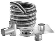 Chimney Liner Puller - duraflex al chimney liner gas venting northline