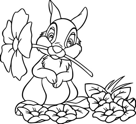 runaway bunny coloring page flowers coloring pages coloring pages designs