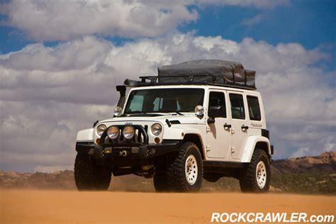 Jeep Unlimited Overland Rockcrawler Mopar Underground Jeep Wrangler Overland