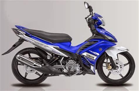 Jupiter Mx Gp 2014 135cc harga dan spesifikasi yamaha new jupiter mx 135cc