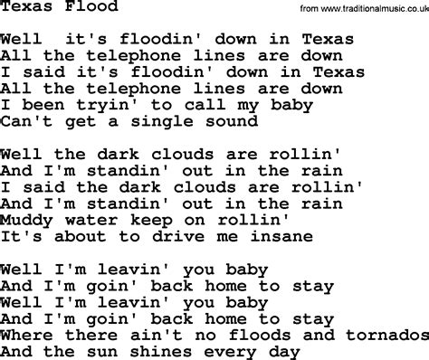 song lyrics willie nelson willie nelson song flood lyrics
