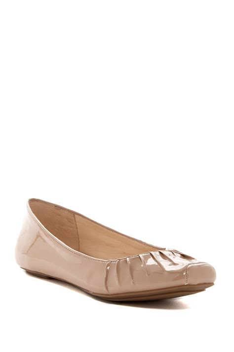 Nordstrom Rack Flats by Emmly Pleated Ballet Flat Nordstrom Rack