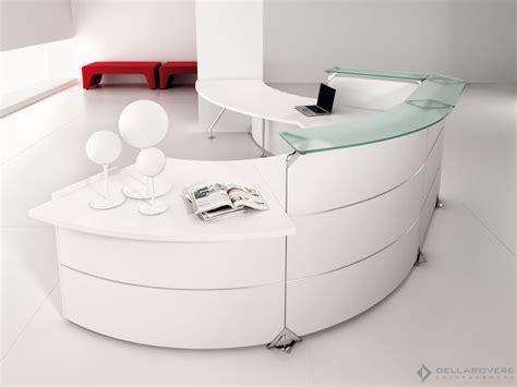 mobili per ufficio reception office reception desk della rovere edison reception