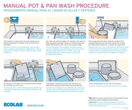 three compartment sink procedures 3 compartment sink procedure sinks ideas