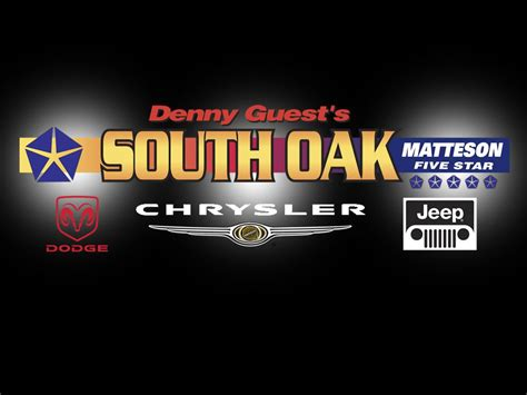 South Oak Dodge Chrysler Jeep South Oak Dodge Inc Matteson Il 60443 708 747 7950