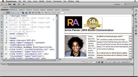 dreamweaver library tutorial responsive design with dreamweaver cs6