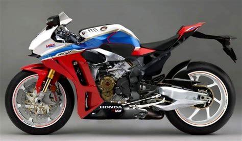 Honda V4 by Honda Rvf1000r La Sportive V4