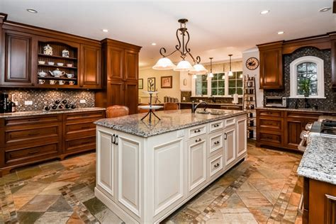 traditional kitchen island 57 luxury kitchen island designs pictures designing idea
