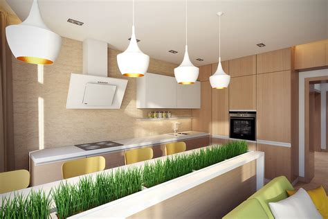 Grass Interior Design by Indoor Grass Decor Interior Design Ideas