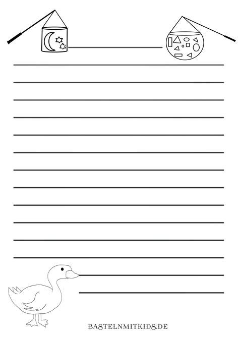 briefpapier vorlage zum drucken malvorlagen und briefpapier gratis zum drucken basteln mit kindern
