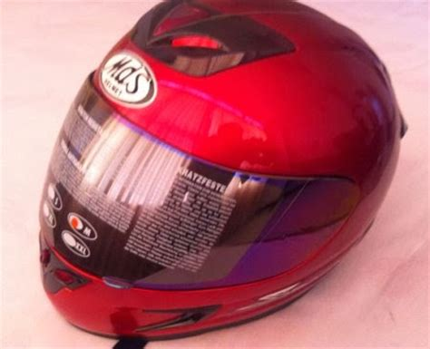Helm Mds Merah king helm mds