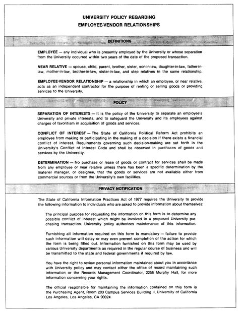 purchasing policies and procedures template template purchasing policy template