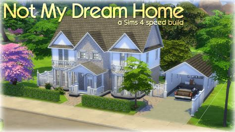 build my home not my home the sims 4 house build