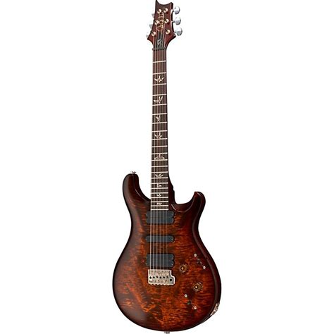 Quilted Top Guitar by Prs 513 Quilted 10 Top Electric Guitar Musician S Friend