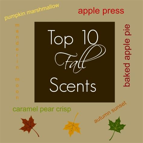 10 Sexiest New Scents For This Fall by Top 10 Fall Scents