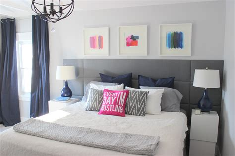 How Is A Headboard by Remodelaholic Diy Tufted Panel Headboard