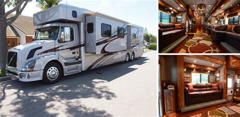 Luxury Motor Homes For Sale Luxury Motor Home