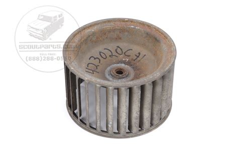 squirrel cage fan parts scout ii blower motor fan squirrel cage used