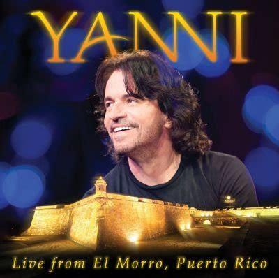 Cd Yanni Live At El Morro live at el morro yanni muzyka sklep empik