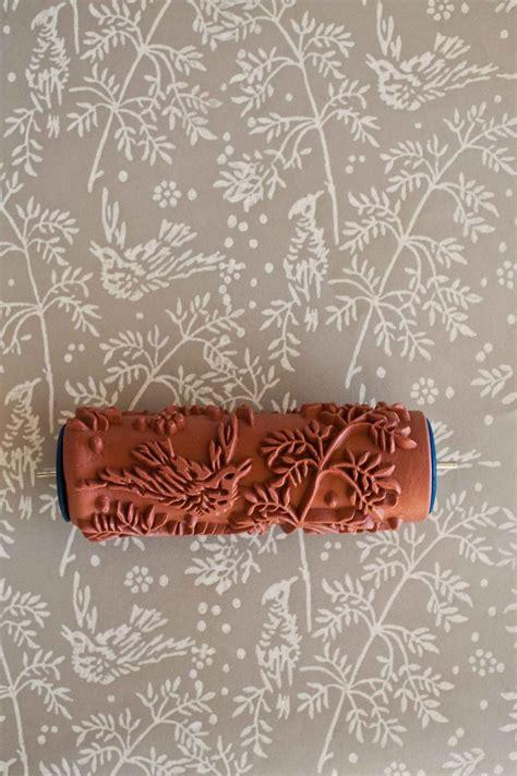 pattern wallpaper roller vivre shabby chic arredo e decoro quot low cost quot un rullo