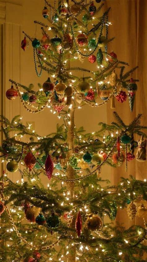 awesome vintage christmas tree ideas interior god
