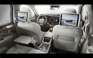 Volvo Xc90 2015 Interior 2015 Volvo Xc90 Excellence Interior 6 1280x800
