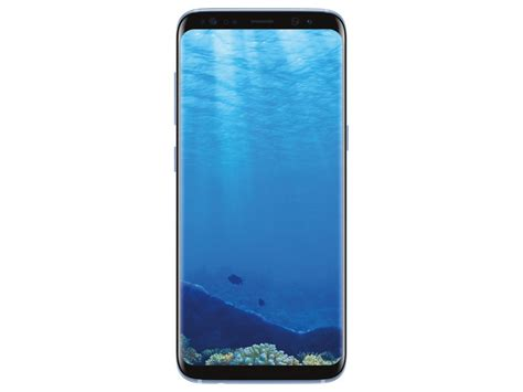 N Samsung S8 Samsung Galaxy S8 64gb Unlocked Coral Blue Us Version 478 68 W Free Shipping Slickdeals Net