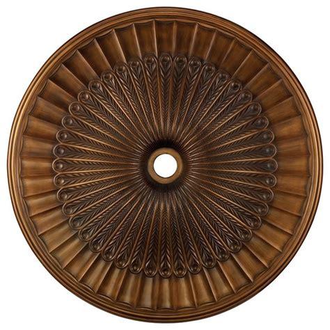 modern ceiling medallions elk lighting m1017ab decorative ceiling medallion from the