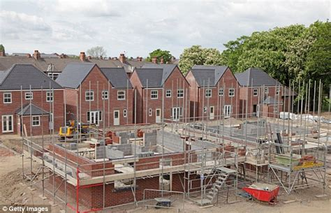 mortgage to build a new house housebuilding hits highest level since financial crisis says nhbc this is money